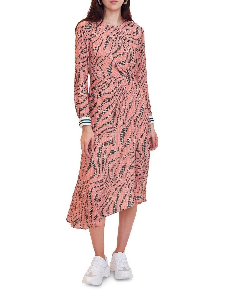 Hear Me Roar Midi Dress image 1