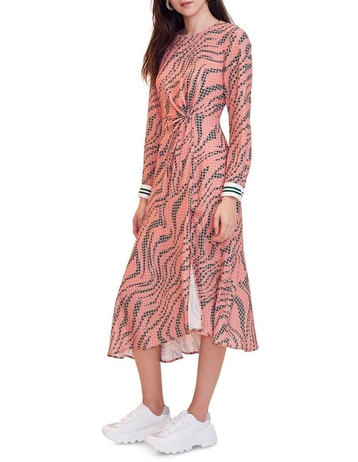 Hear Me Roar Midi Dress image 2