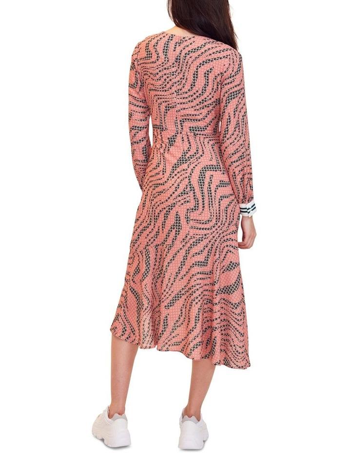 Hear Me Roar Midi Dress image 3