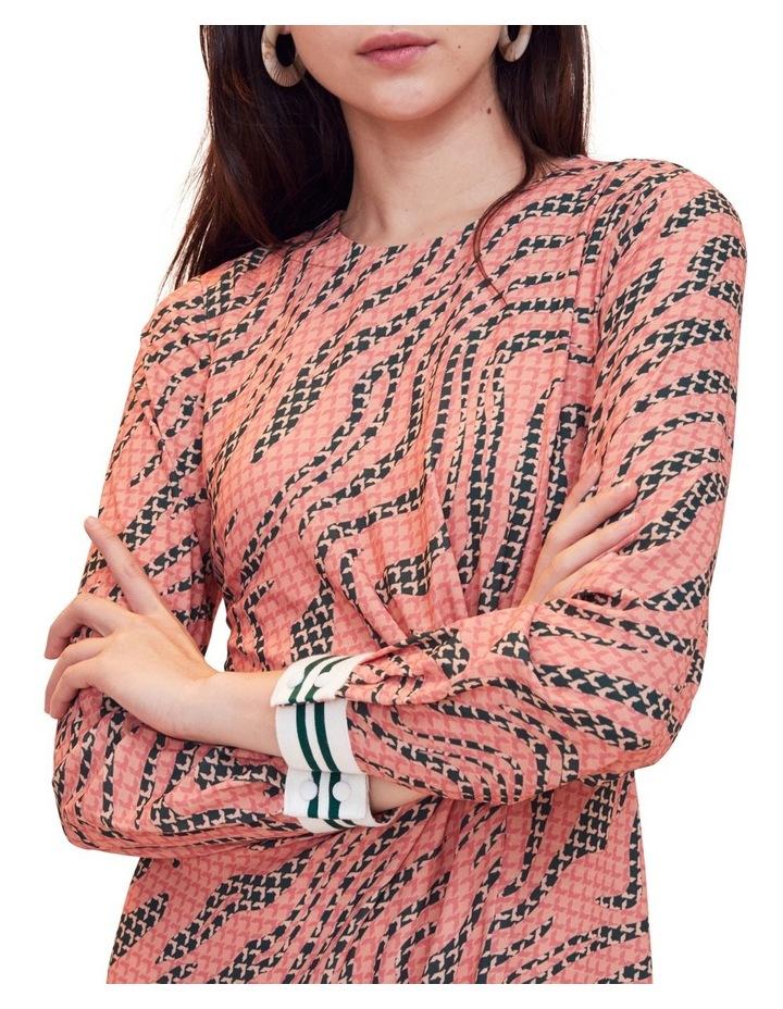 Hear Me Roar Midi Dress image 4