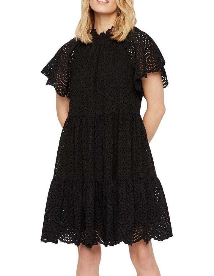 India Broderie Midi Dress image 1