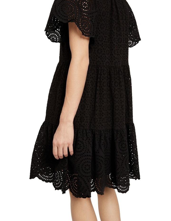 India Broderie Midi Dress image 3