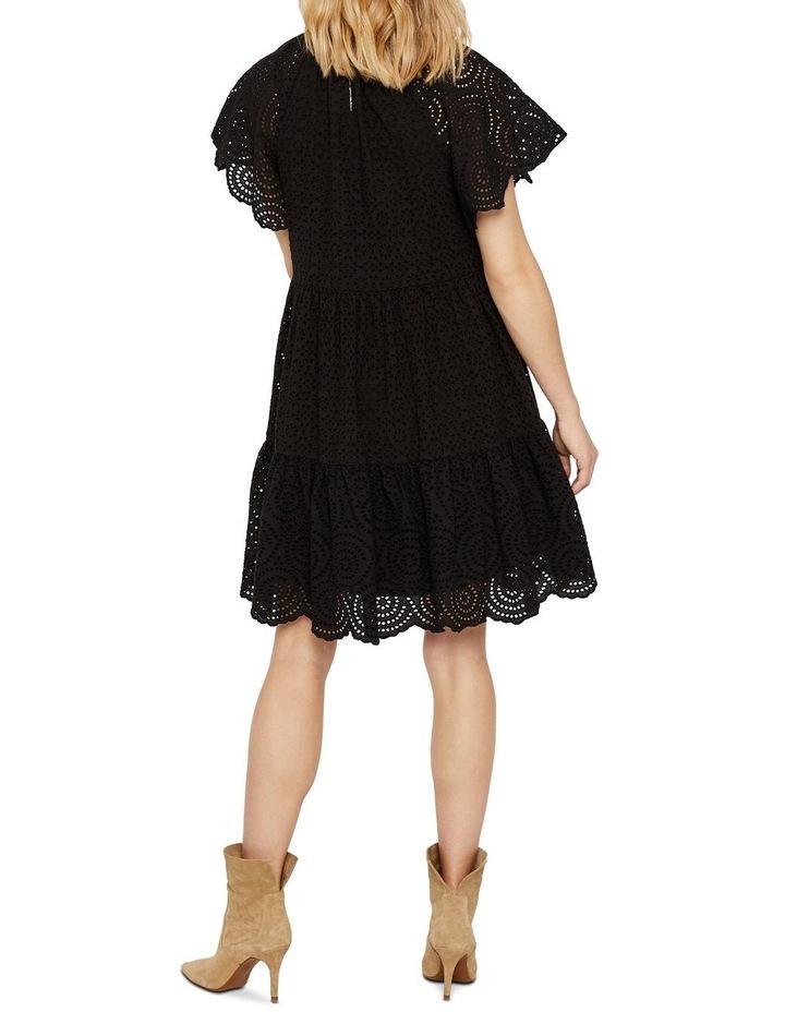 India Broderie Midi Dress image 5