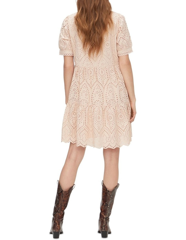 Holi Broderie Mini Dress image 2