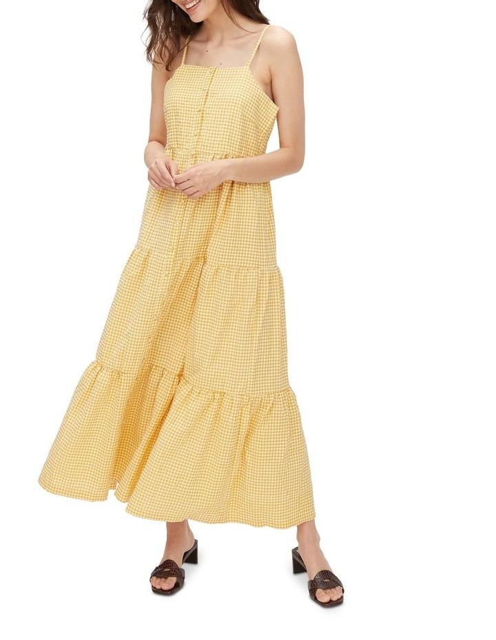 Lemon Ankle Dress image 3