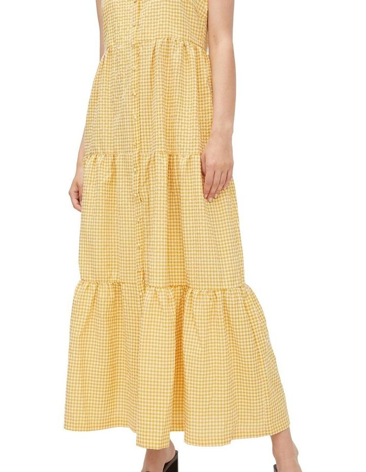 Lemon Ankle Dress image 4