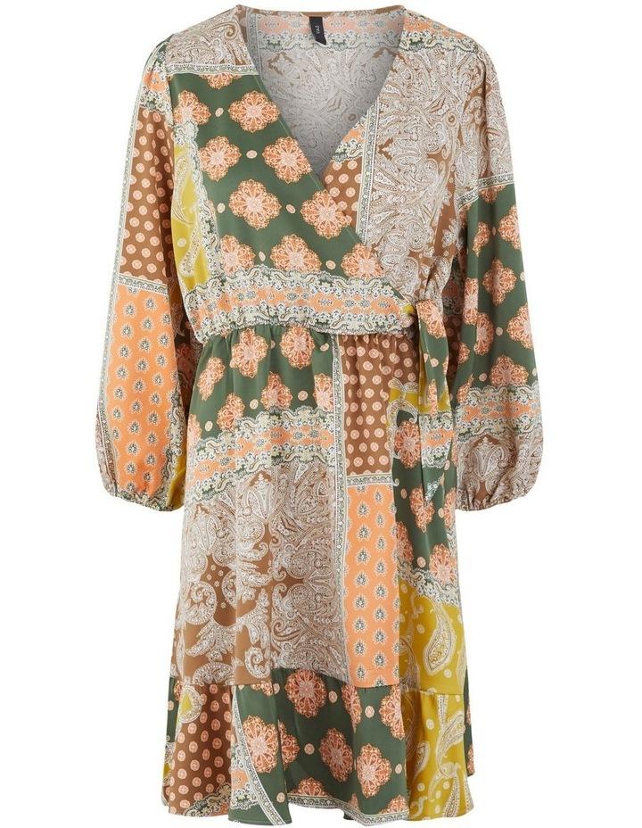 Sari Wrap Dress image 1