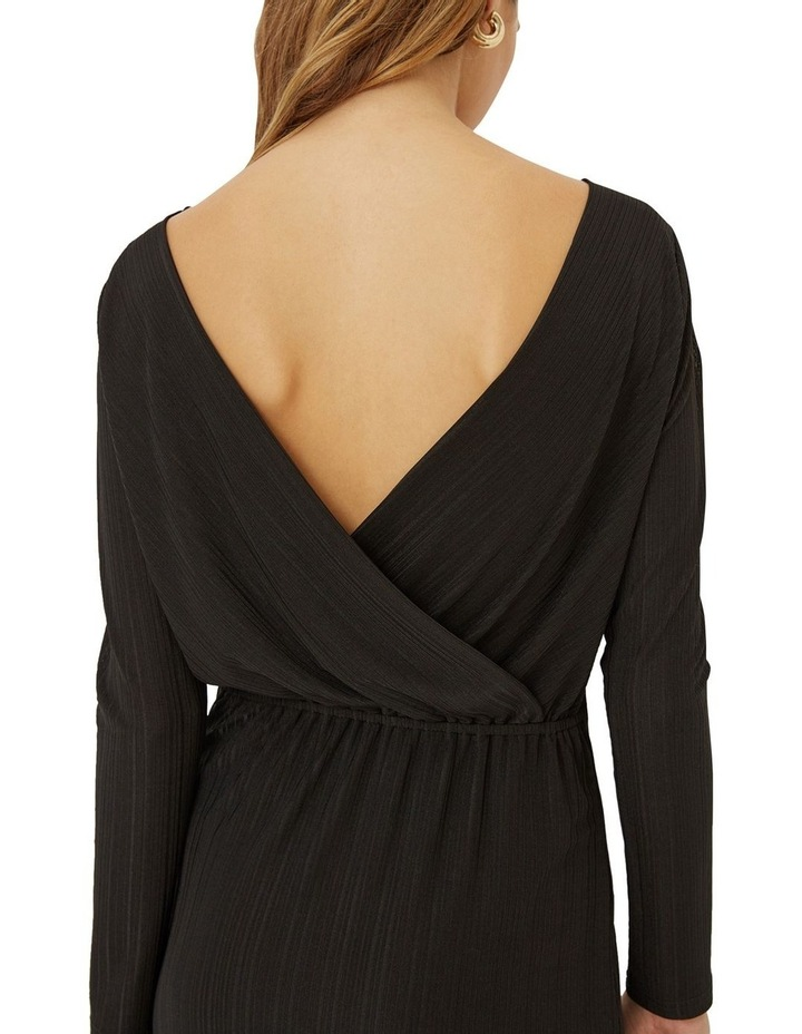 Sage Open Back Gown image 3