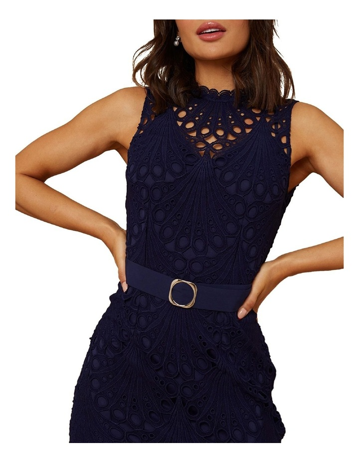 Belted Lace Dress image 4