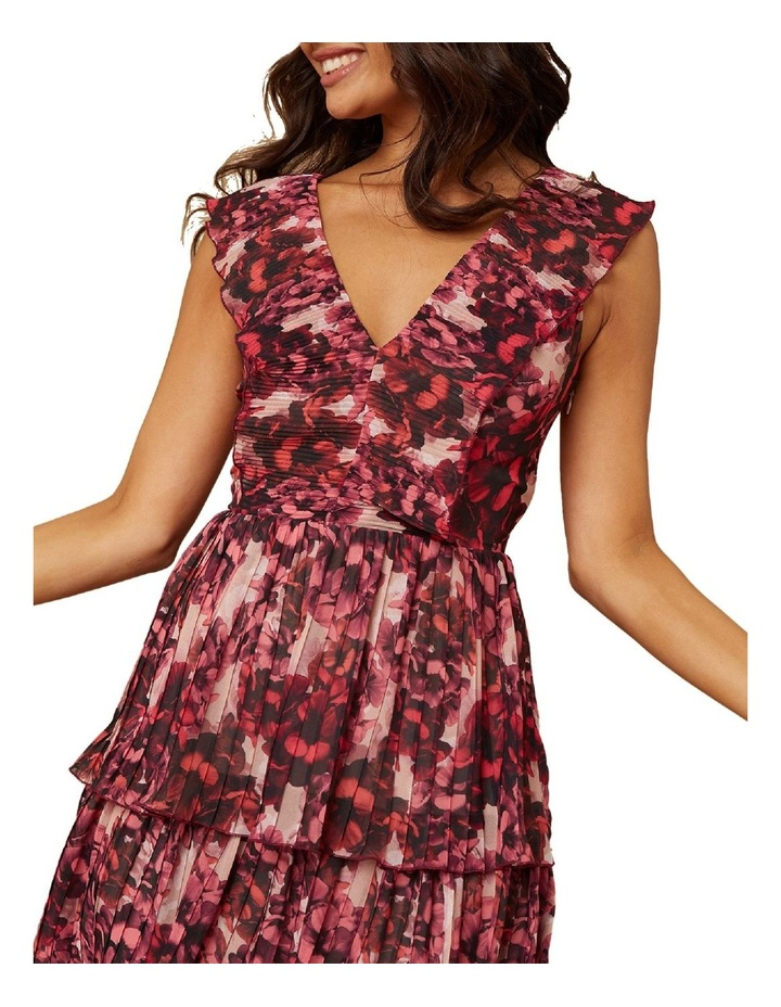 Pink Blossom Tiered Dress image 5