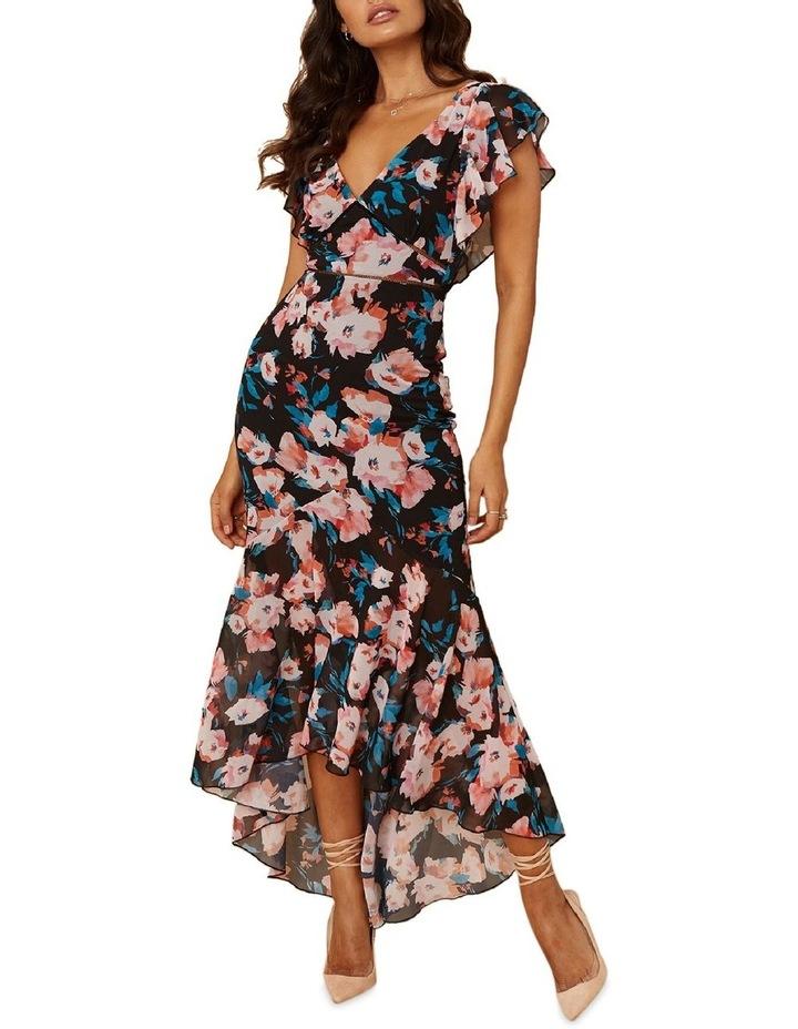 Garden Floral Midi Dress image 1