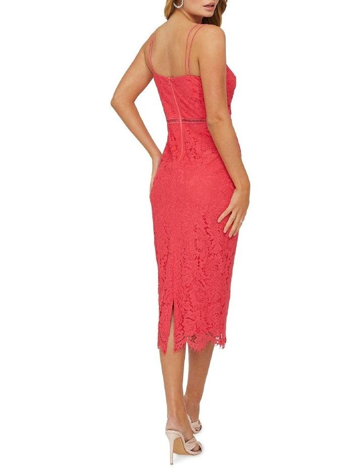 Bralette Strappy Midi Dress image 2
