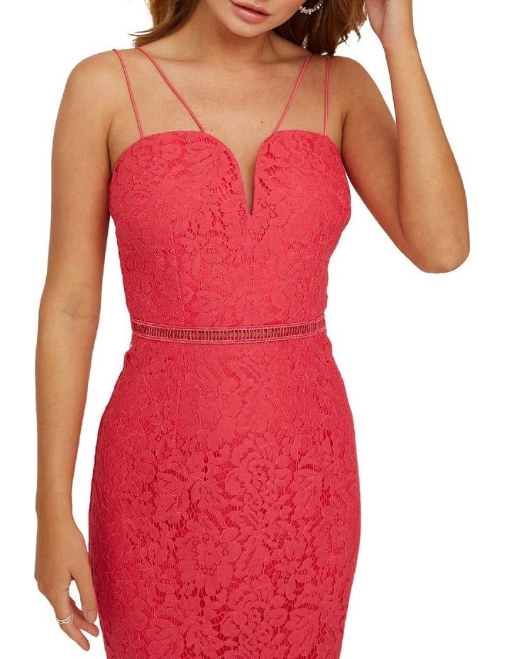 Bralette Strappy Midi Dress image 5
