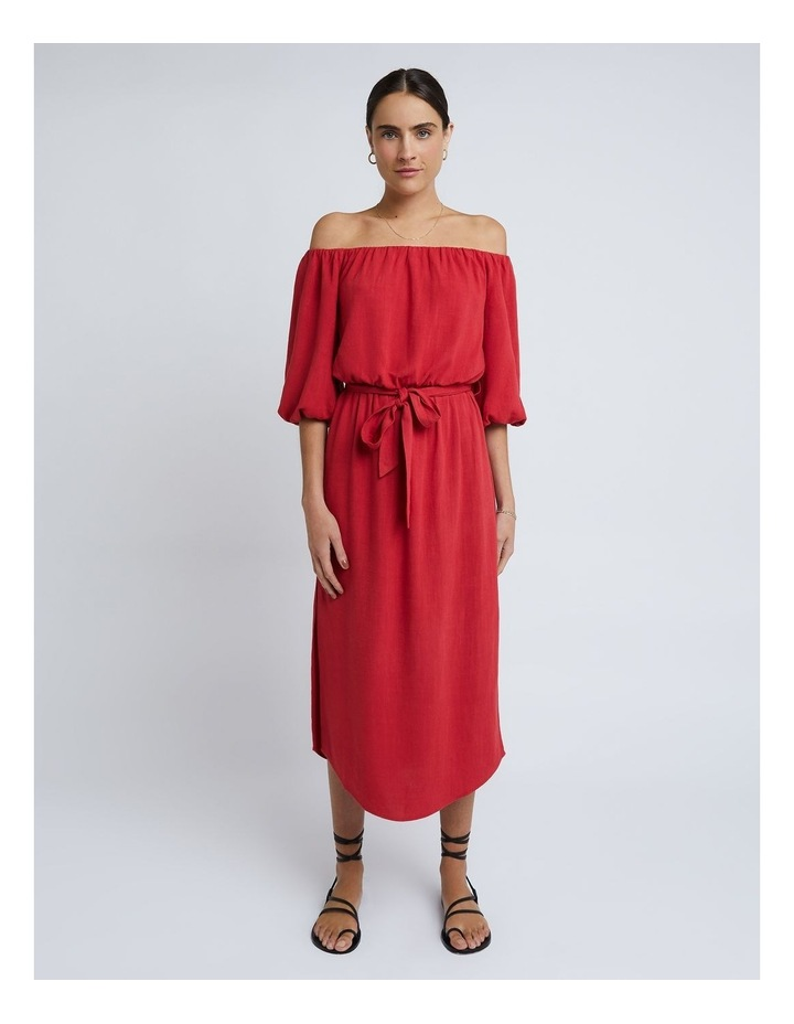Camille Midi Dress image 1