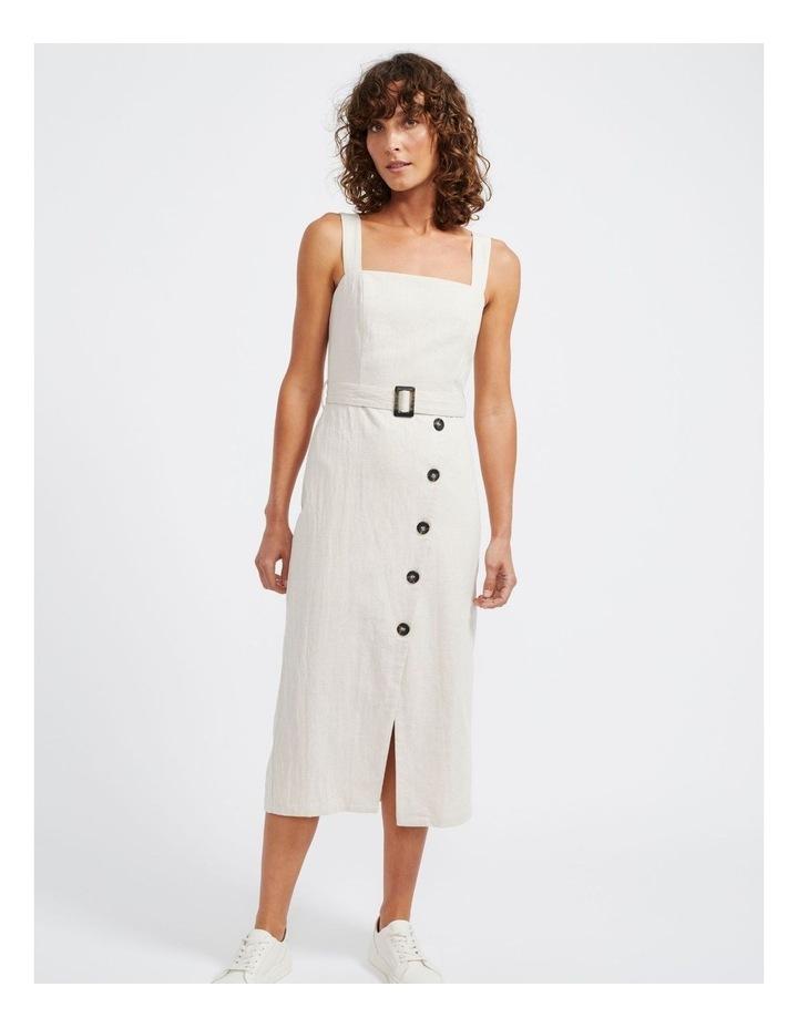 Margo Belted Midi Dress image 1