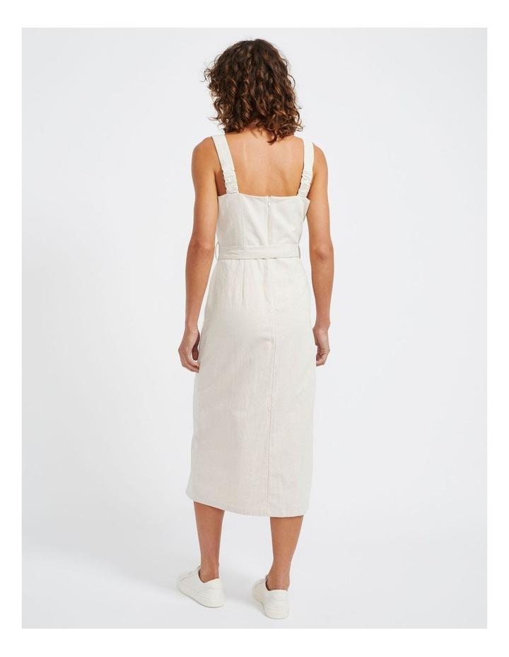Margo Belted Midi Dress image 3
