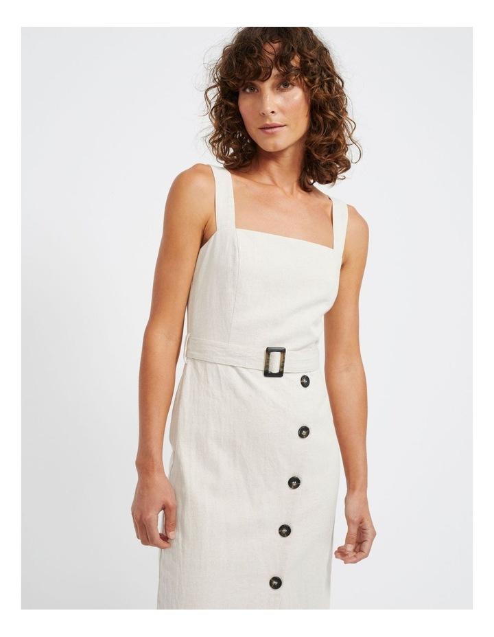 Margo Belted Midi Dress image 4
