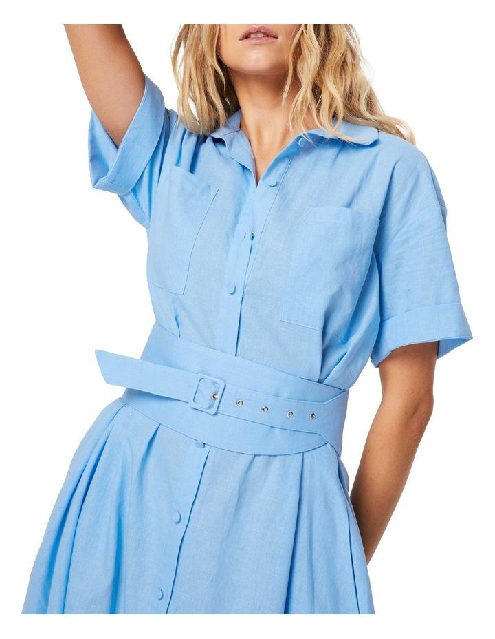 The Blue Light Dress image 5