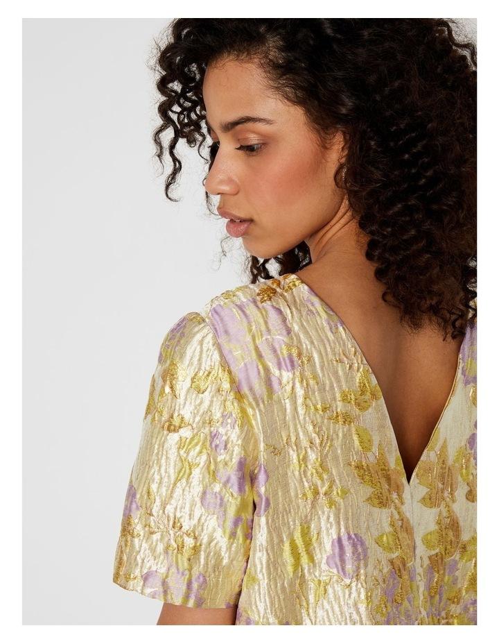 Japana Jacquard Dress image 4
