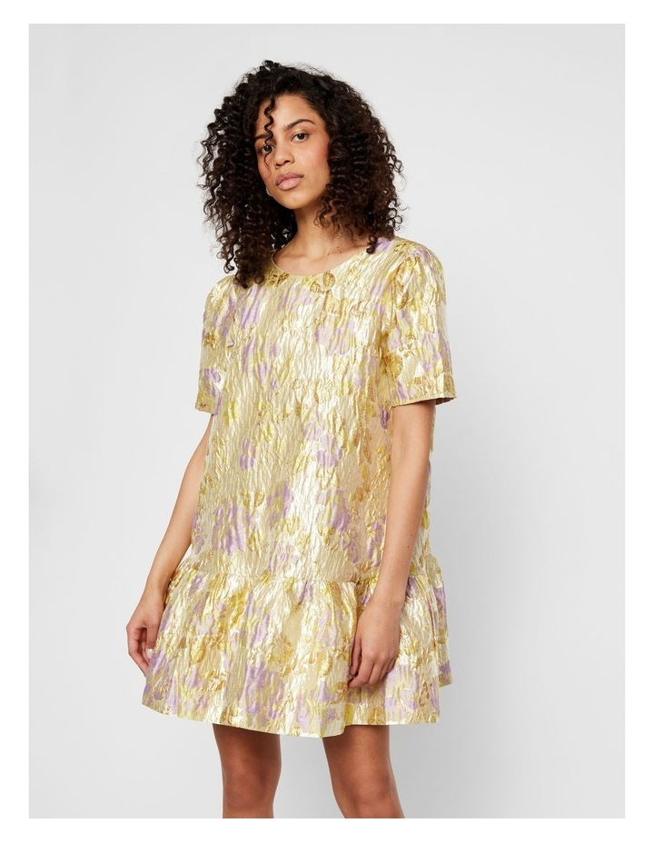 Japana Jacquard Dress image 5