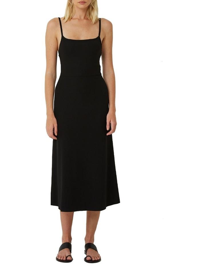 Classic Black Singlet Dress image 1