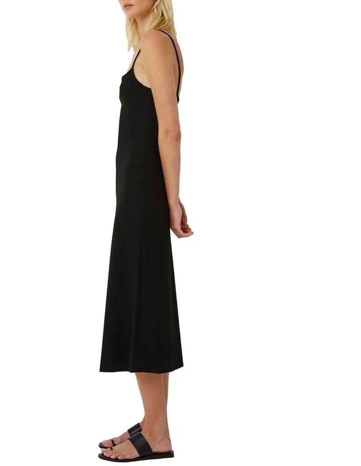 Classic Black Singlet Dress image 2