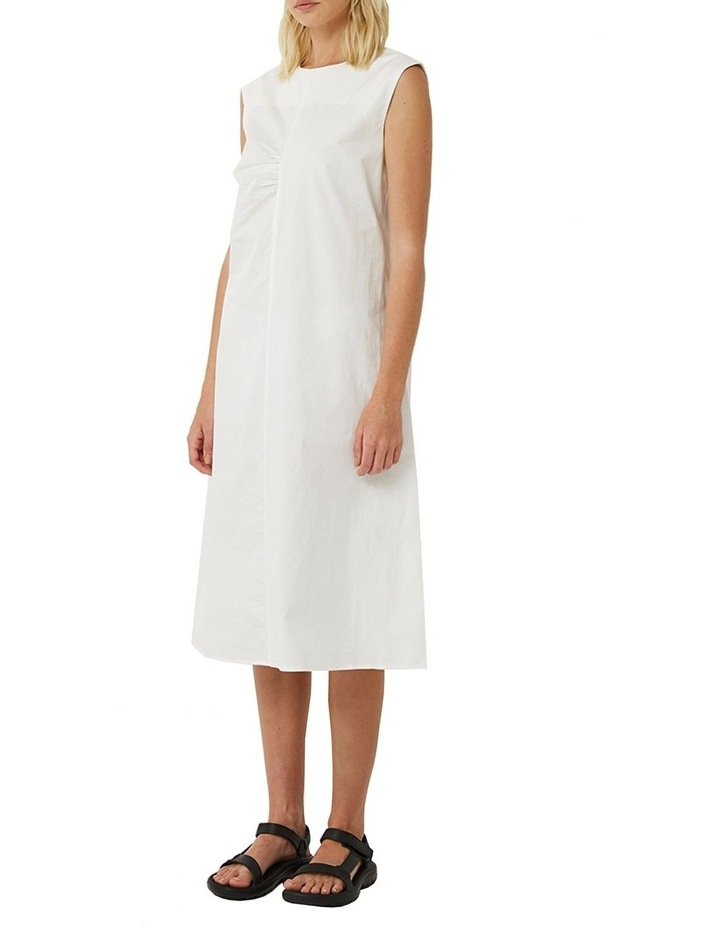 Hannah Cotton Sleeveless Dress image 2