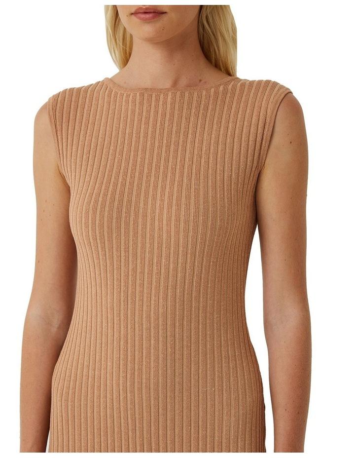 Esme Reversible Ribbed Knit Dress image 2