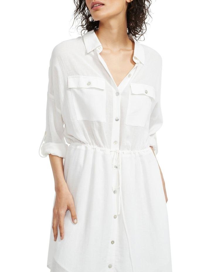 Haze Mini Shirtdress image 4