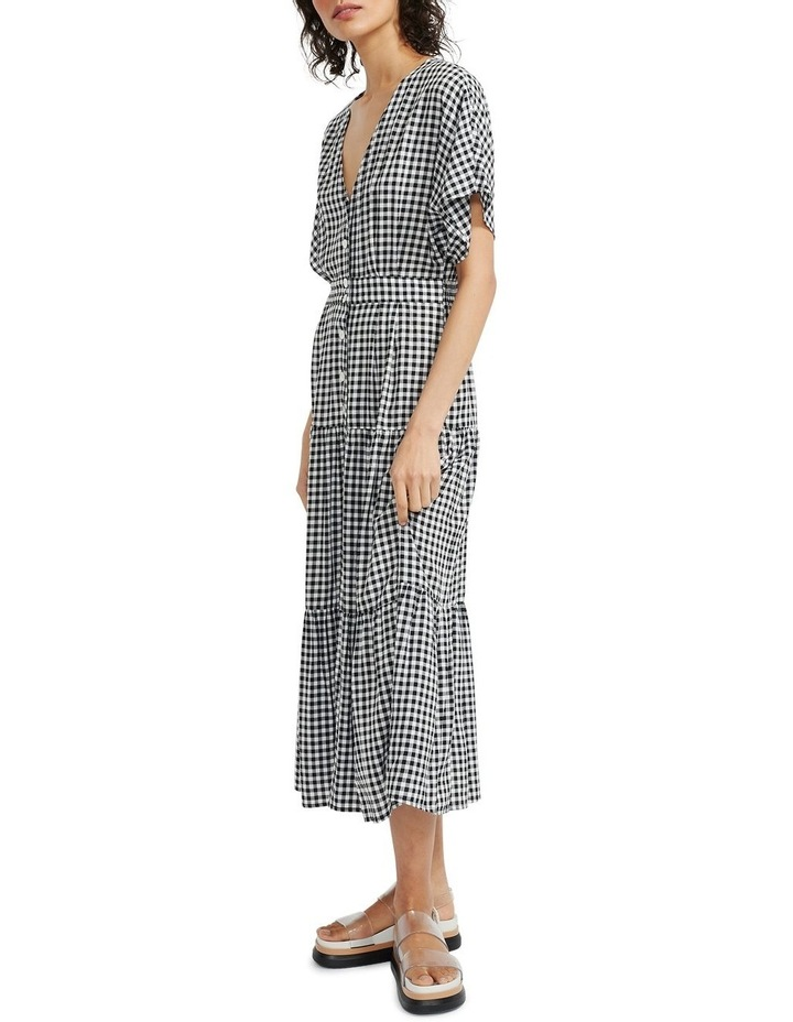Annika Tiered Midi Dress image 2