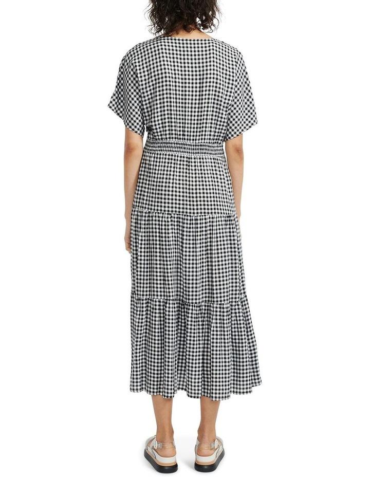 Annika Tiered Midi Dress image 3