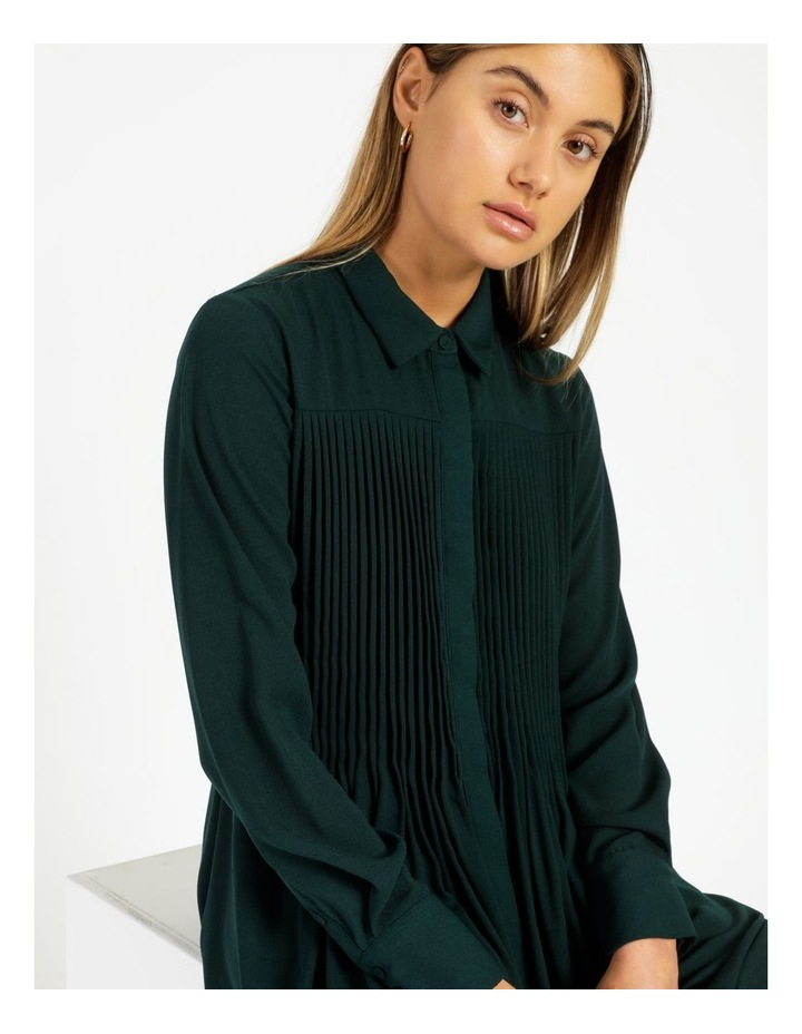 Miranda Long-Sleeve Midi Dress image 5