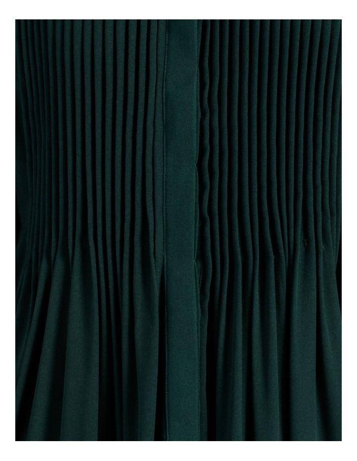 Miranda Long-Sleeve Midi Dress image 6