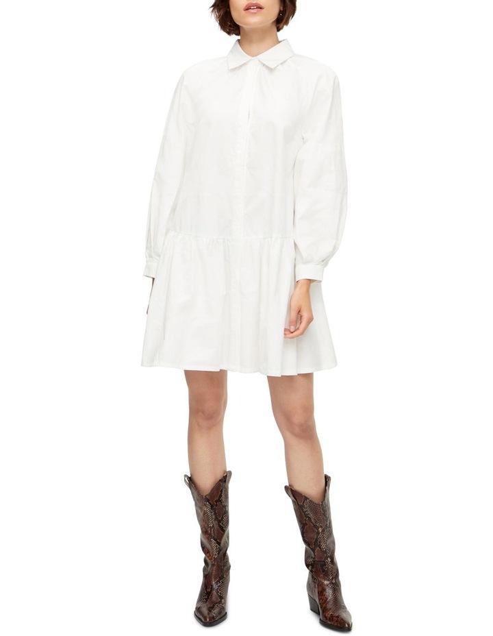 Scorpio Shirt Dress image 3