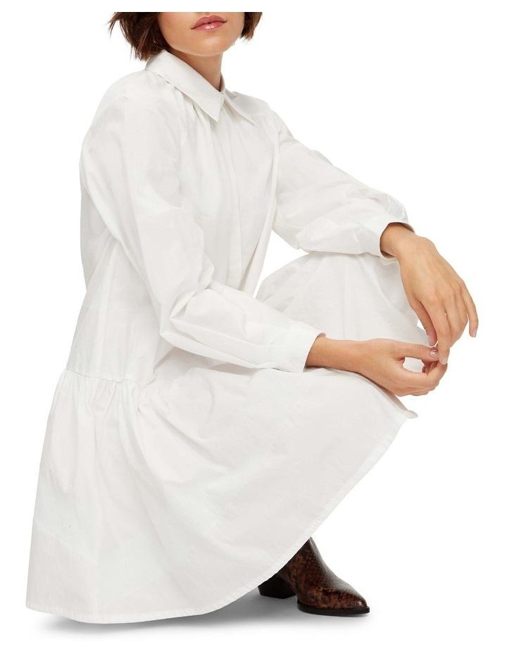 Scorpio Shirt Dress image 4