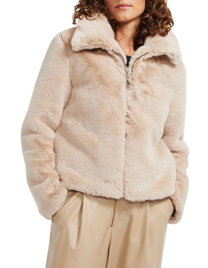 Eva Fur Jacket image 1