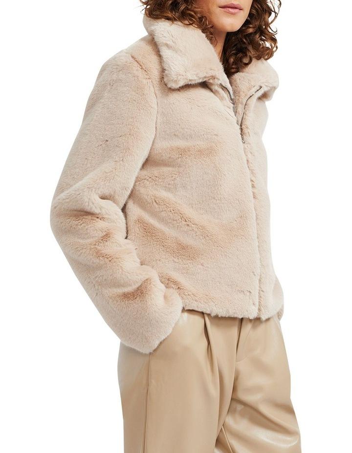 Eva Fur Jacket image 3