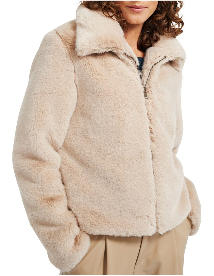 Eva Fur Jacket image 5