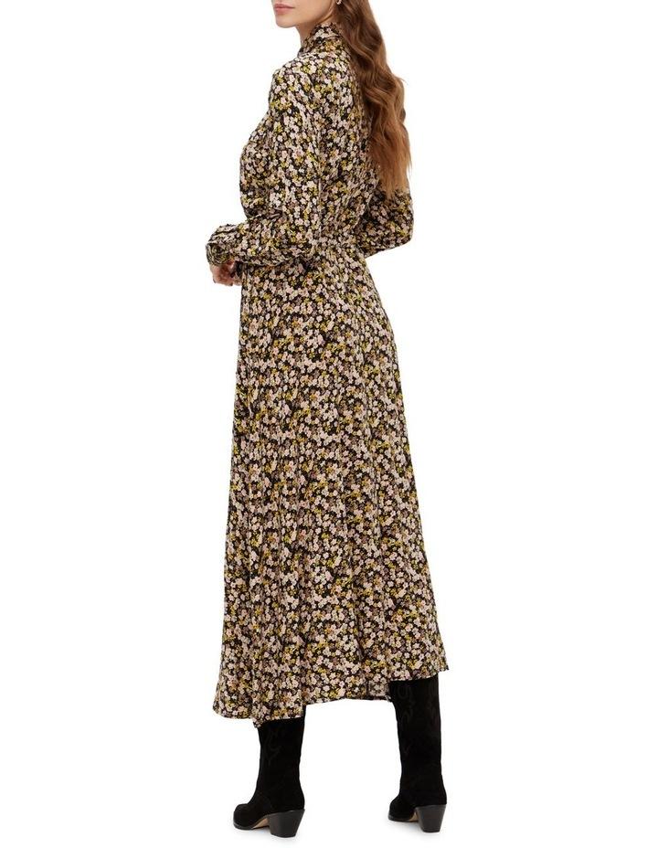 Nula Long Sleeve Long Dress image 2