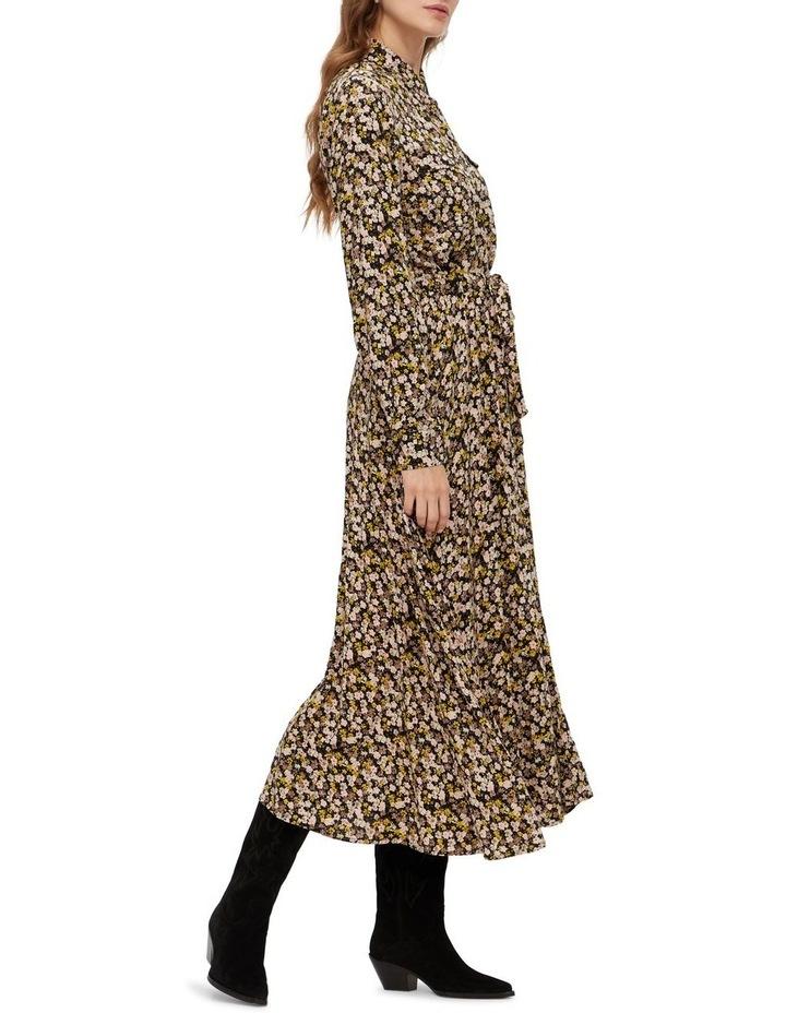 Nula Long Sleeve Long Dress image 3