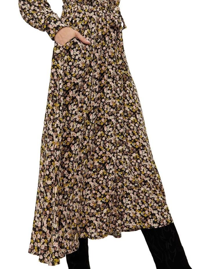 Nula Long Sleeve Long Dress image 5