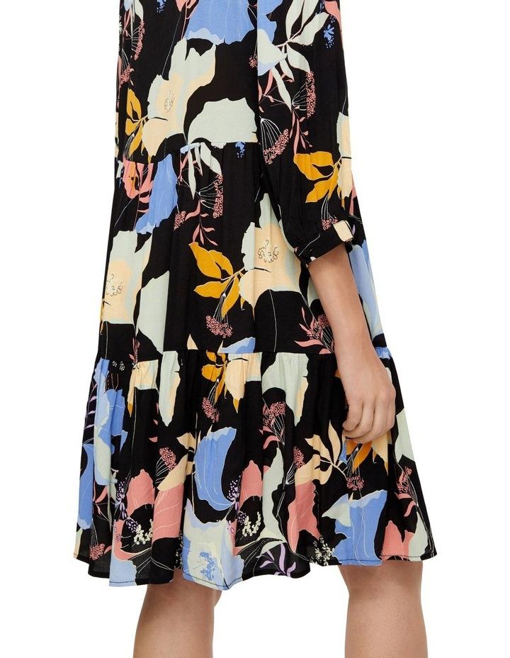 Erika Long-Sleeve Shirt Dress image 5