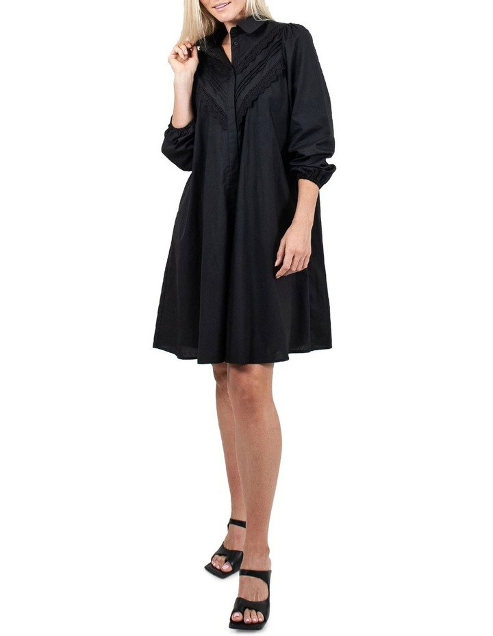 Hana 7/8 Shirt Dress image 2