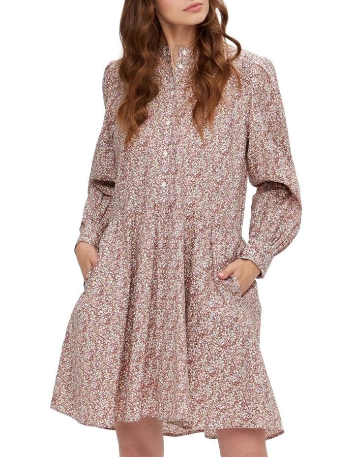 Sirelia Long Sleeve Dress image 1