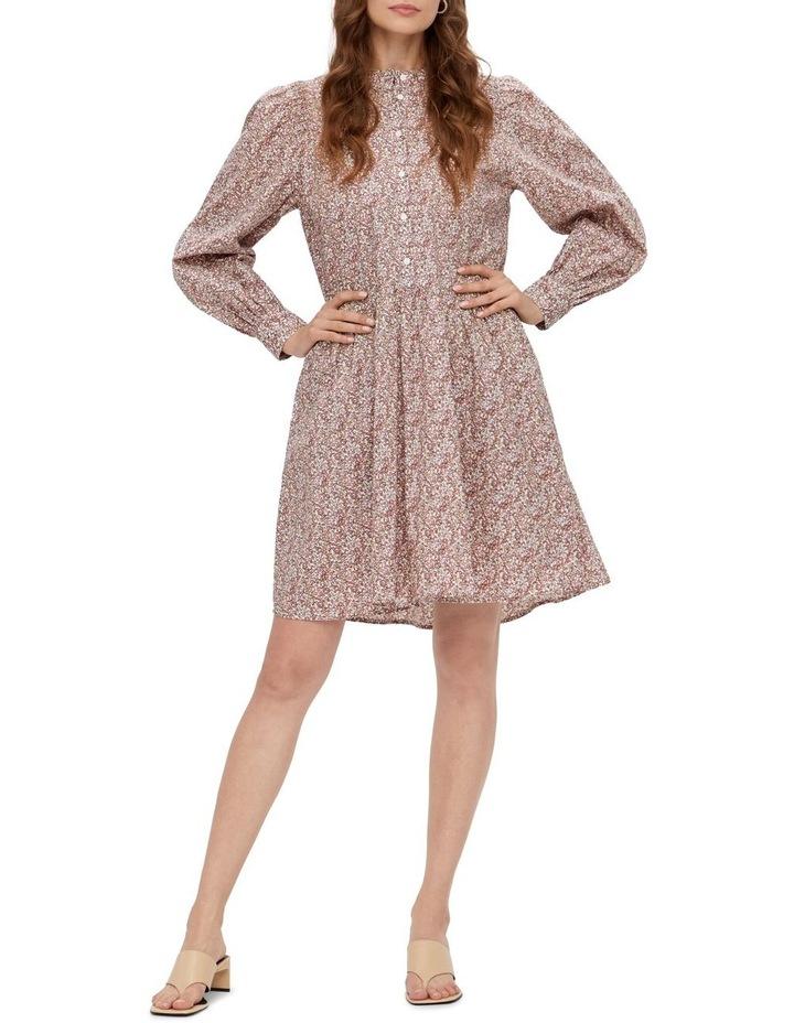 Sirelia Long Sleeve Dress image 3