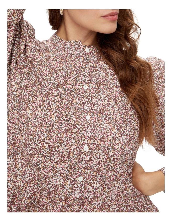 Sirelia Long Sleeve Dress image 4