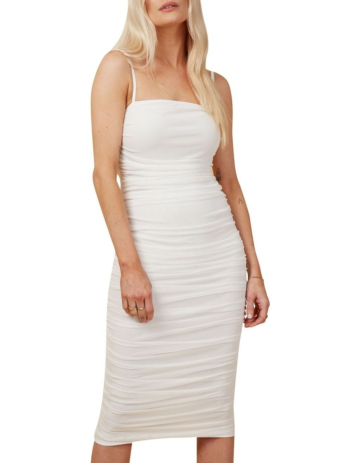 Rouched Midi Dress image 2
