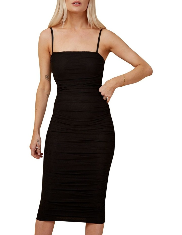 Rouched Midi Dress image 2