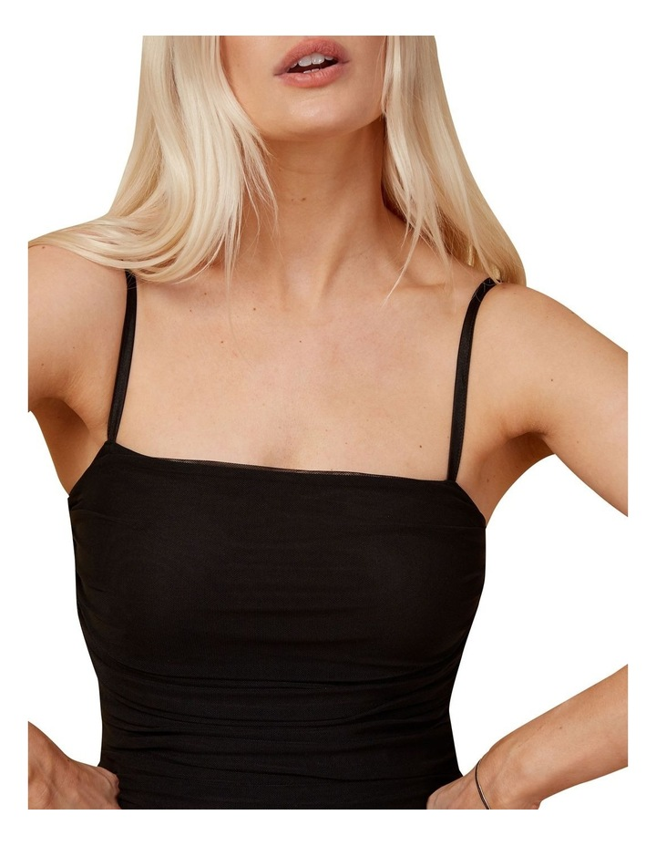 Rouched Midi Dress image 3