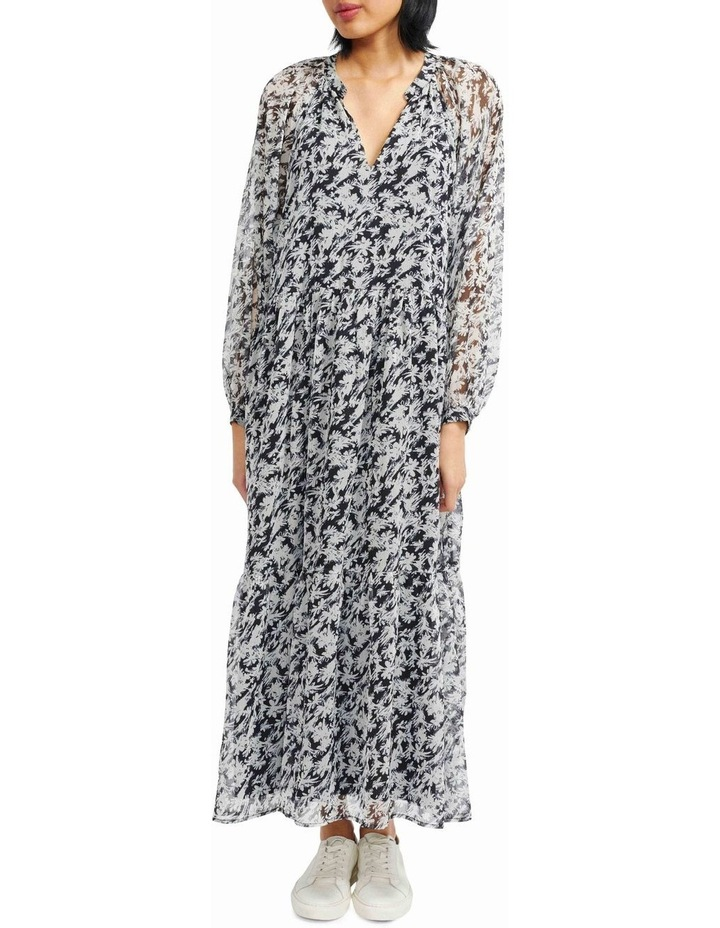 Lianna Smock Midi Dress image 1